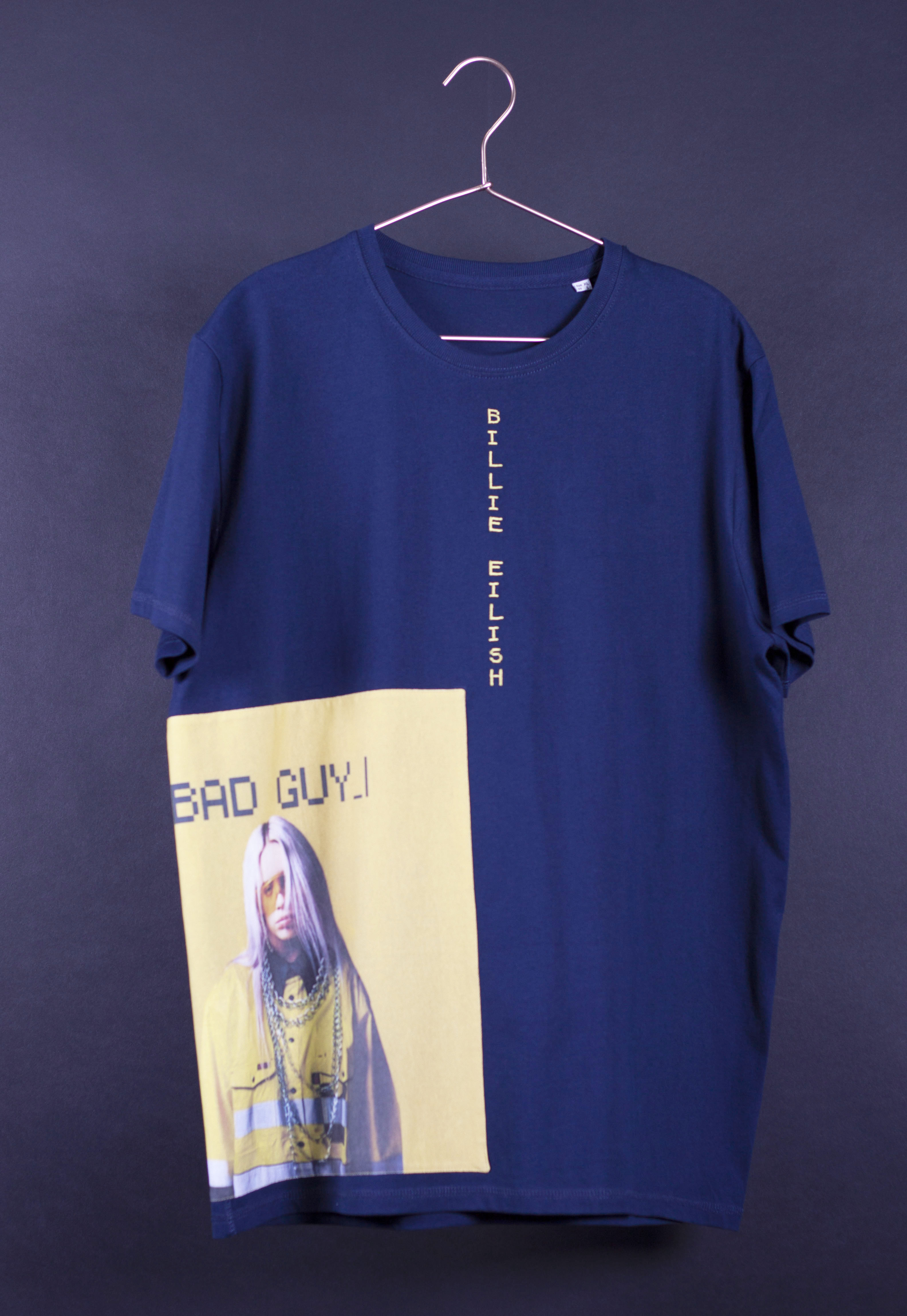 Camiseta Vestido Billie Eilish Edicion Limitada
